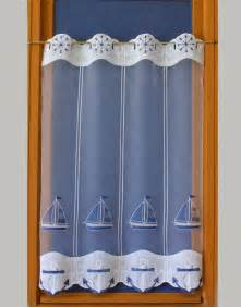 rideaux bise marine