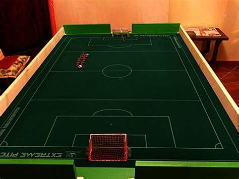 tappeto subbuteo www calciatorini it come realizzare il tavolo da gioco