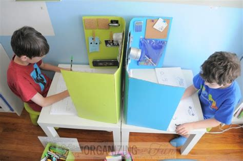 Homeschool Organizing Ideas Organizing Made Fun School Desk Organization Ideas