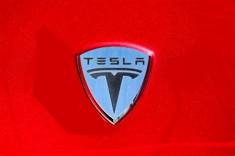 Tesla Motors Stock Ticker Symbol The Car Media Significance Of Logo Tesla