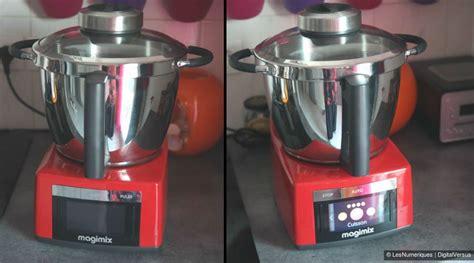 Magimix Cook Expert Vs Thermomix by Duel De Robots Cuiseurs Multifonctions Thermomix Tm5 Vs