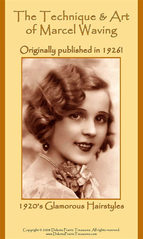 be glamorous by lindsay roaring 20s hair and makeup 1926 hairstyles book roaring 20s flapper marcel wave hair