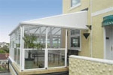 covered outdoor seating falmouth harbour view picture of tregenna guest house