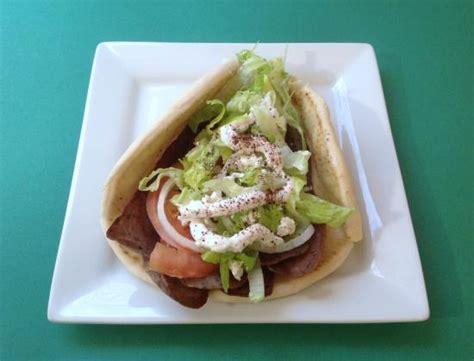 tlc food gyros sandwich picture of tlc food co denver tripadvisor