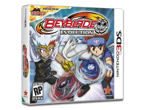 Nintendo 3ds Beyblade Evolution beyblade evolution nintendo 3ds walmart