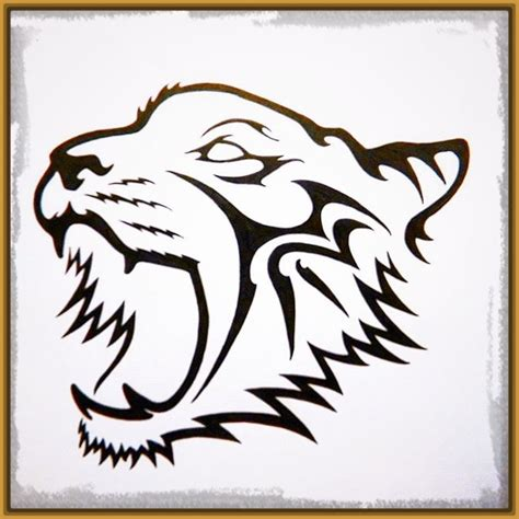 imagenes para dibujar tigres imagenes de tigres para dibujar a lapiz faciles archivos