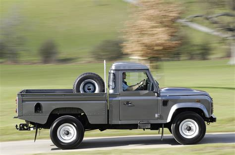 land rover 110 truck land rover defender 110 pick up high capacity slideshow