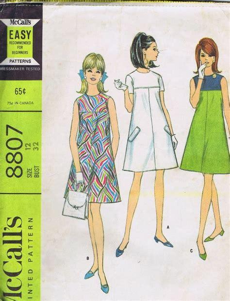 vintage pattern cutting 1209 best 1960 s vintage patterns images on pinterest