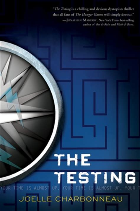 the testing the testing 1 by joelle charbonneau