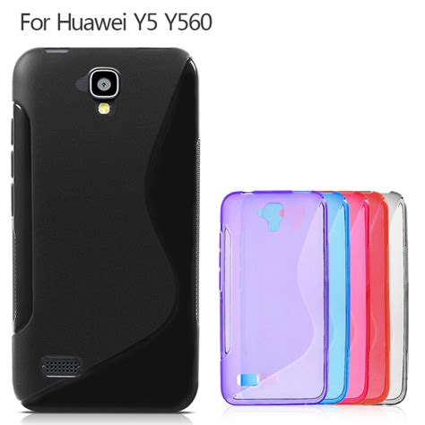 Casing Cover Huawei Y5 Ii 2016 Ultrathin List Chrome Softcase Tpu cover huawei y560 chinaprices net
