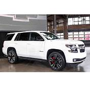 2020 Chevy Tahoe Roof Rack Red Running Boards  Spirotourscom