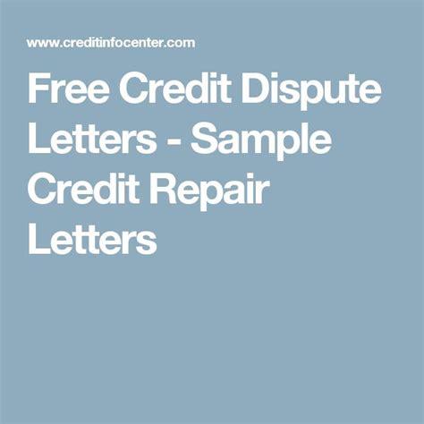 Credit Repair Letters Free viac ako 25 najlep紂 237 ch n 225 padov na pintereste na t 233 mu credit dispute