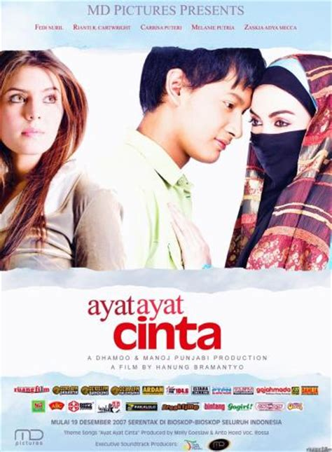 sinopsis pendek film ayat ayat cinta indonesian movie archive ayat ayat cinta 2008