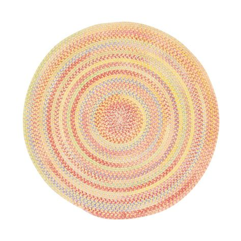 round accent rug capel country grove buttercup 3 ft round accent rug