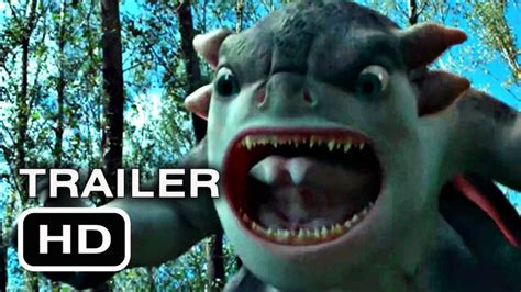 film comedy with green monster monster hunt trailer 1 baihe bai wu jiang action