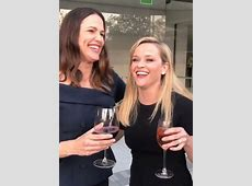 WATCH: Reese Witherspoon & Jennifer Garner Sip Wine And ... Reese Witherspoon Ex Husband