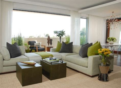 Accessories Living Room by Decorating With Green Tips And Ideas