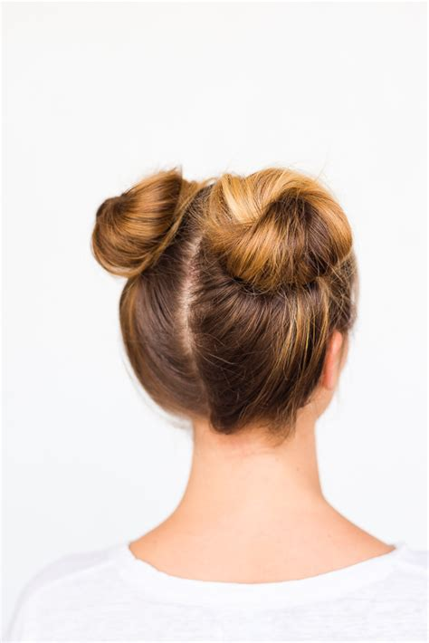 Two Buns Hairstyle Hair Black by Two Buns Are Better Than One Bun Hair Tutorial