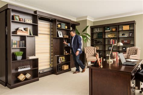Bookshelf Murphy Bed Lower Weston Murphy Wall Bed