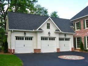 Home Plans With Detached Garage Westover 3 Bay Garage Garage Plans Alp 09b5 Chatham