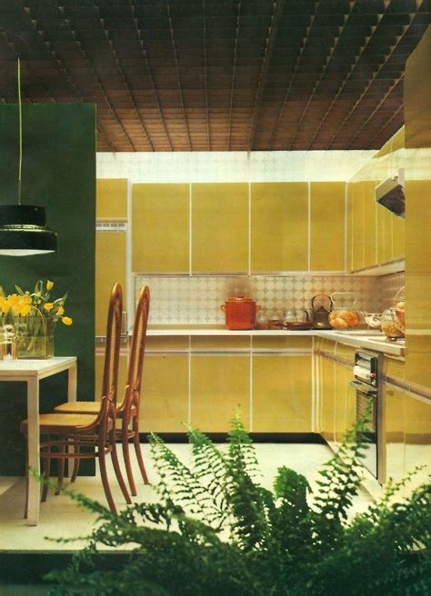 cheerful summer interiors  green  yellow kitchen designs digsdigs