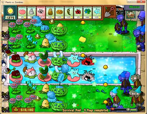 mod game plant vs zombie pc jeremy s party pvz plants vs zombies mod wiki