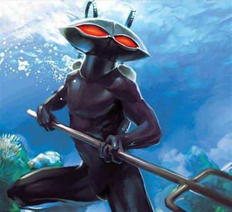 Black Manta | the horrible origins of the black manta comic book character