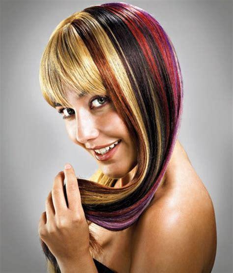 imagenes de tintes con rayos de color rojo tintes tonos cabello corpo belleza