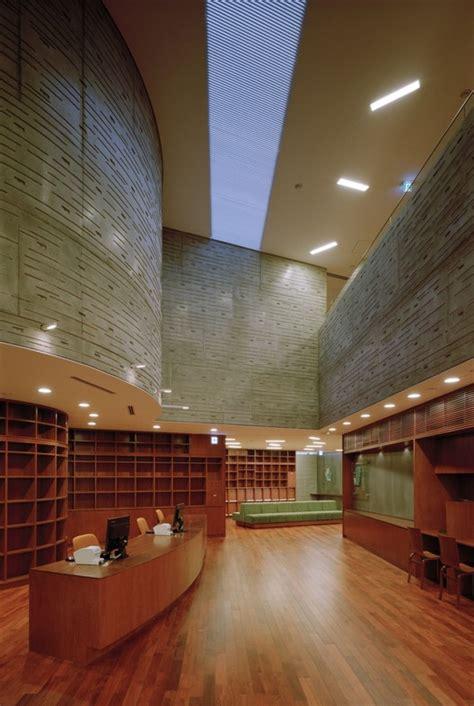 Community Interior Design by Karakida Community Center Chiaki Arai And