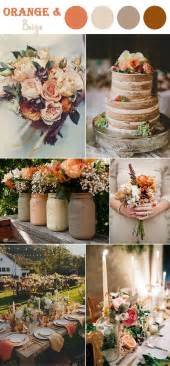 wedding color combos best 25 fall wedding ideas on