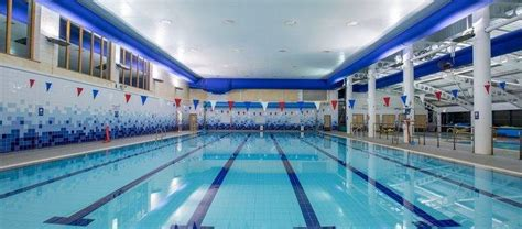 facilities  western leisure centre cardiff