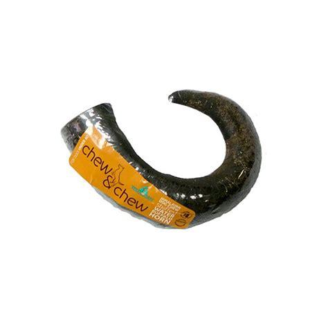 water buffalo horn for dogs himalayan chew stuffed water buffalo horn treat naturalpetwarehouse