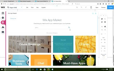 how to change wix template wix change template projet52