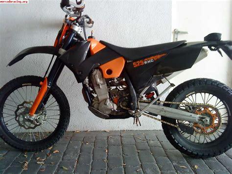 Ktm 525 Exc 2007 Cambio Ktm 525 Exc 2007 Venta De Motos De Carretera