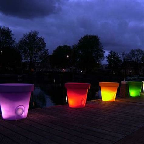 glow in the painted planters 42 painted flower pots guide patterns