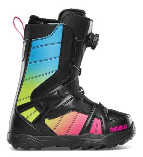 thirtytwo 32 sle womens stw boa snowboard boots uk 4 5