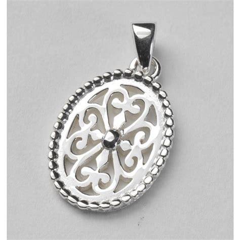 southern gates jewelry fancy gate pendant necklace p831