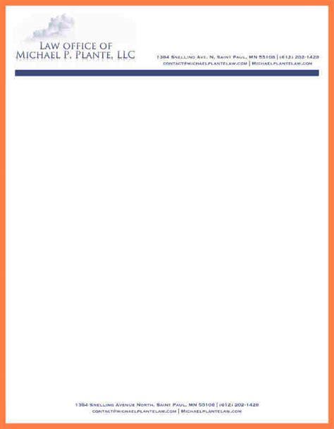 attorney letterhead template 10 attorney letterhead templates company letterhead