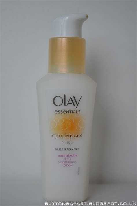 Olay Moisturising Lotion buttons apart olay essentials complete care multi