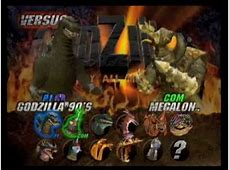 Review - Godzilla Destroy All Monsters Melee (GC, Xbox ... Godzilla Unleashed Monsters