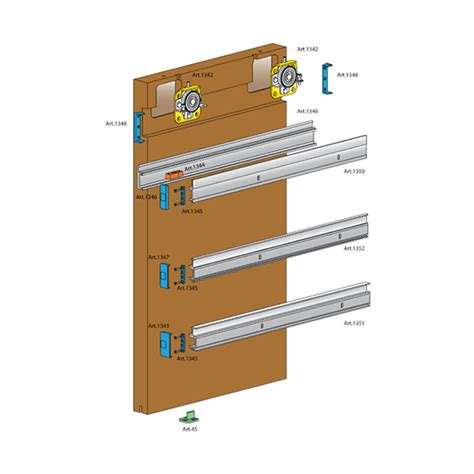 guide per porte scorrevoli in legno sistema per porta scorrevole in legno con binario da