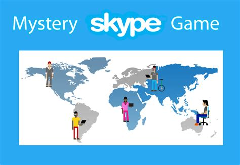 mystery skype game increase student engagement in the