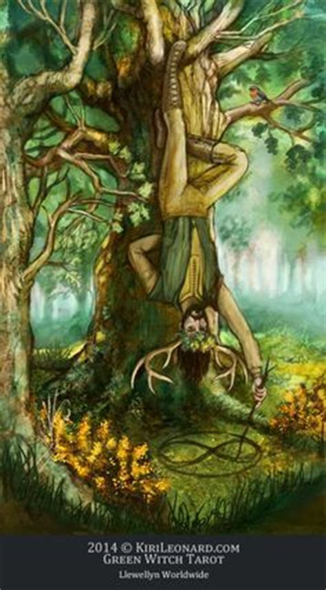 94 best green witch tarot images on tarot 22 best images about green witch tarot on