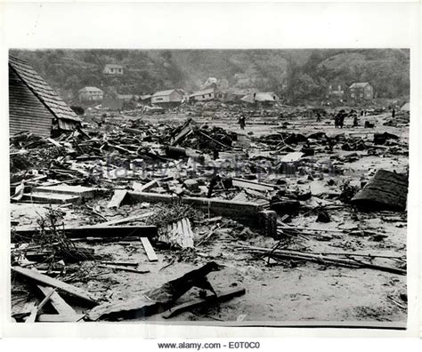 earthquake valdivia chile 1960 stock photos chile 1960 stock images alamy