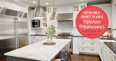 Remodel Sweepstakes - enter for a chance to win a kitchen makeover from southern breeze