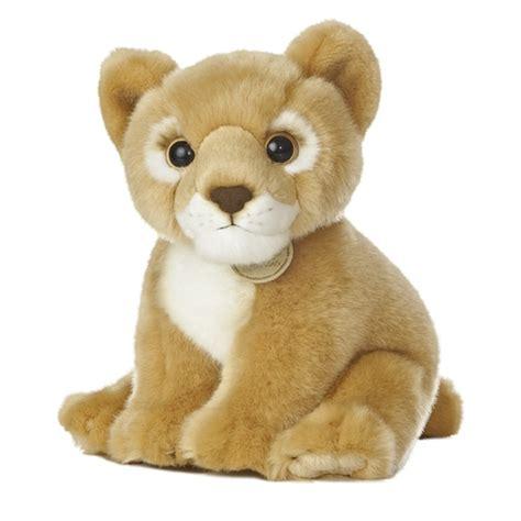 realistic stuffed realistic stuffed cub 10 inch plush animal by
