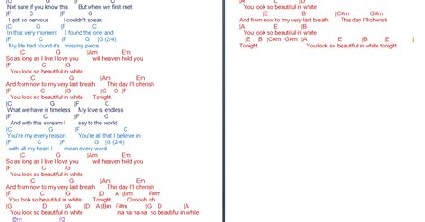 beautiful in white lyrics talkingchord shane filan beautiful in white chords