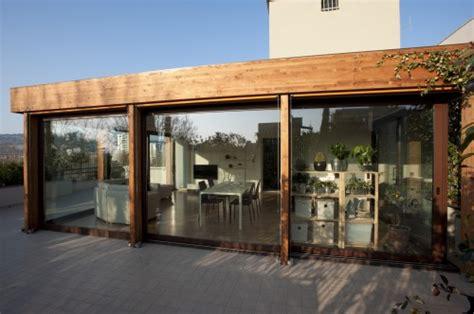 copertura terrazza copertura terrazza a veranda fossombrone