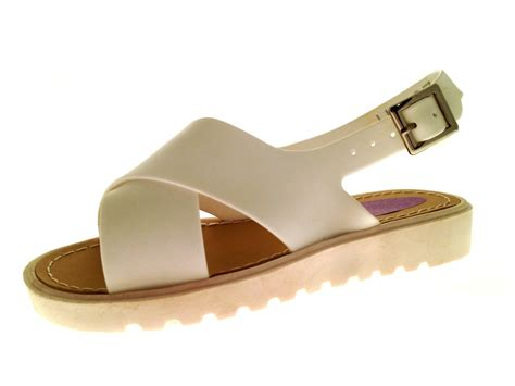 jellies sandals jelly sandals crossover straps slingback shoes