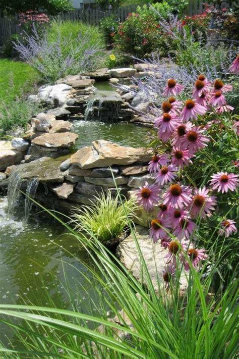 Garten Teich Pflanzen by Wasser F 252 R Garten Teich Anlegen Wasserf 228 Lle Wasserpflanzen